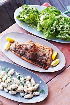 Mothership roast salmon | Jamie Oliver | Food | Jamie Oliver (UK)