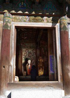 Haeinsa Temple, Korea