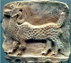Mushussu (also known as Mushhushshu or Sirrush) is the Dragon of Babylon and one of two animals depicted on the Ishtar Gate. This kudurru dates back to the Second Dynasty of Isin, BCE. Newly unearthed artifacts depicting the Mushussu or Mushhushshu. Ancient Aliens, Ancient History, Art History, Ancient Egypt, Ancient Mesopotamia, Ancient Civilizations, Unexplained Pictures, Cradle Of Civilization, Ancient Near East