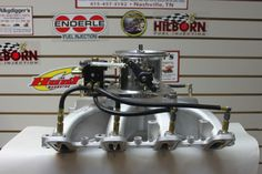 """Enderle 4"""" Single Throttle Body  Chevy LS1 LS2 LS6 Cathedral Port NEW Drag  #AutoRacingParts"""