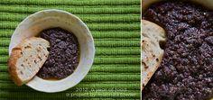 Olive Tapenade + recipe    ©marinda fowler