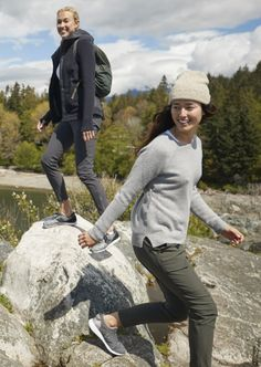 Designed for trail adventures and everyday adventures in the city, this pant has seven total pockets and is made from our Trek Tech™ fabric that's cozy on the inside and durable on the outside.