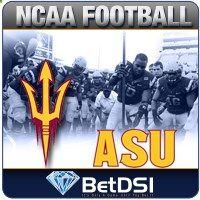 Arizona State Sun Devils College Football Betting Lines 2014🏈 National Championship Odds: 68-1✌ www.betdsi.com/...