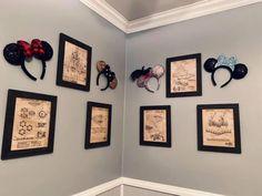 Disney Home, Gallery Wall, Frame, Home Decor, Picture Frame, Decoration Home, Room Decor, Frames, Home Interior Design