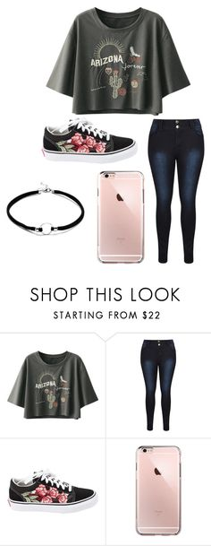 """""""-"""" by worstbiebehavior ❤ liked on Polyvore featuring Vans and 2017"""