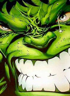 Hulk by Adam Kubert...