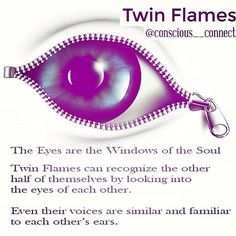 Twin flames …