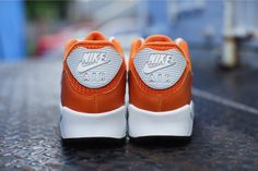 NIKE AIR MAX 90 (SOLAR ORANGE) | Sneaker Freaker