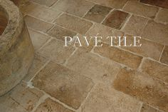 Antique Dalle de Bourgogne - Reclaimed French Limestone - using mud-set installation- French Yellows and Gris Claire Mixed