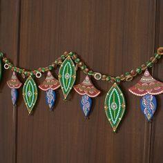 Diy Toran Diwali Decor Pinterest Door Hangings