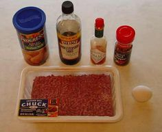 best burger recipe ingredients