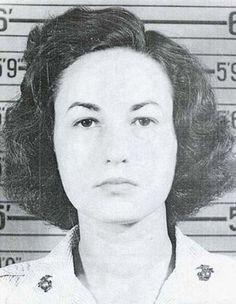 "Bea Arthur (""Maude"" and ""Dorothy"" in ""Golden Girls""  SSgt. USMC 1943-45 WW II"