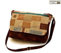 Bag sewing pattern PDF pattern  Swift Summer by NapkittenPattern