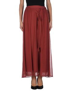 I found this great POMANDERE Long skirt on yoox.com. Click on the image above to get a coupon code for Free Standard Shipping on your next order. #yoox