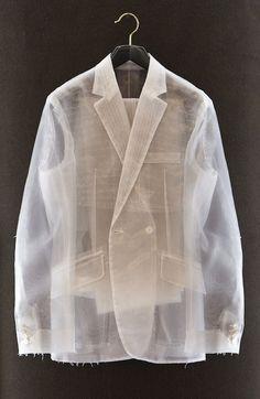 The Naked Suit. Richard James Bespoke.