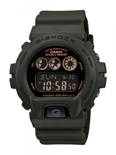 G-Shock Solar Military Green Capsule Collection » gshock-solar-military-green-watches-2