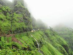 Best five monsoon places near Pune #Couple #tripoto #Getaways #travel #Organization