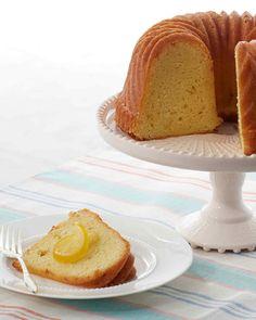 Lemon Bundt Cake