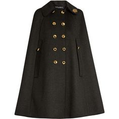 vintage wool cape in navy blue | cape-coat | Pinterest | Wool cape ...
