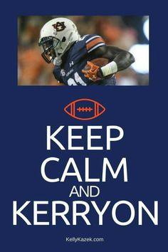 Keep calm and Kerryon.