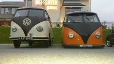 Vw bus stock or not.....I'd go with not stock :D