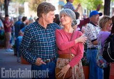 'Our Souls at Night' first look: Jane Fonda and Robert Redford for Netflixmovie