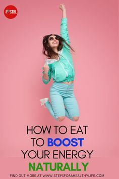 Are you struggling to get going in the morning or hitting a wall of fatigue in the afternoon? What and when you eat can have a profound effect on your energy levels. How to get boost you energy naturally?There are a few ways to do it. Try some of these great tips to boost your energy and feel the different in your energy levels.The easiest way is control your nutrition & keep your healthy habits.high protein diet,healthy habits,superfoods,weight loss,nutrient dense food,healthy breakfast