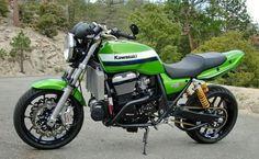 Turbocharged ZRX KAWASAKI