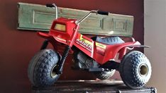 Vintage 70s Pines Power Wheels RAIDER Battery Powered 3-Wheel Ride On Trike ATV #PinesPowerWheels