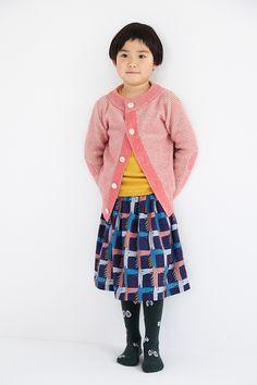Graphic skirt. minä perhonen