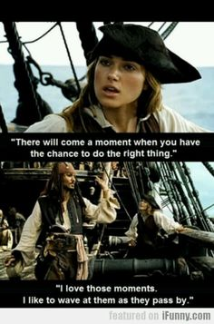 Me, too, Jack Sparrow...me, too.