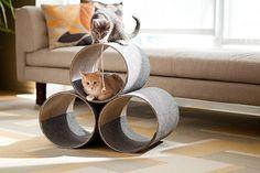 DIY: cat house