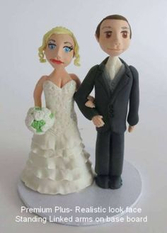 Realistic Face - Personalised Cake Topper