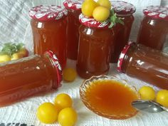 Hot Sauce Bottles, Baked Goods, Pudding, Mea, Desserts, Food, Canning, Fine Dining, Marmalade