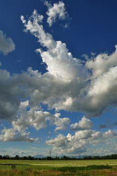 Italian clouds