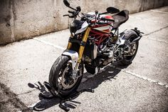 Ducati Monster 1200 Siluro bản độ kịch độc với phong cách Scrambler | Show xe - 2banh.vn
