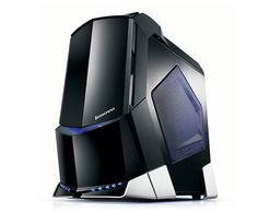 Lenovo Erazer X700 Dual Graphics Gaming Desktop PC