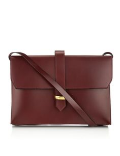 Loop Bag i Burgundy Red by Lizzy Disney from avenue32.com. $312 (was $520)