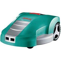 Buy Bosch Indego Robotic Lawnmower Online at johnlewis.com