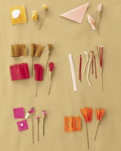 How to Make Crepe-Paper Flowers - Martha Stewart Crafts