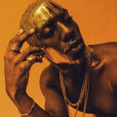 """hartbreakk: """" """"It's in a black persons soul to rock that gold"""" By @thotfulshawty For @lnkdjewelry """""""