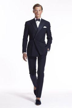 New York Fashion Week: Men's F / S 2016: Ralph Lauren - GQ