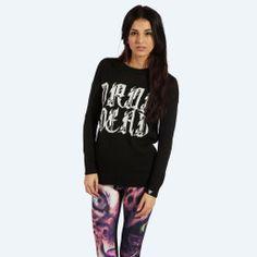 Grim Knitted Sweater #DDXMASWISHLIST