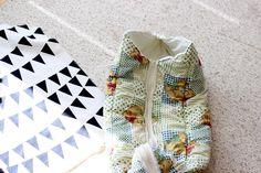 Linnamaista elämää: DIY: Vauvan makuupussin uudistaminen