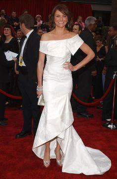 Cameron Diaz in Valentino - Fashion Flashback: 2007 Oscars Red Carpet  - Photos