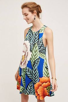 Island-Hopper Dress. Love the pattern would be perfect for the beach!