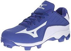 0f87502fa09 Mizuno 9 Spike ADV YTH FRHSE 8 RY-WH Youth Molded Cleat (Little Kid