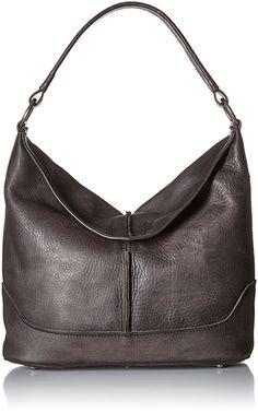 a0b5a269ba3 FRYE Cara Hobo Bag ,Smoke, One Size Latest Handbags, Hobo Handbags, Hobo