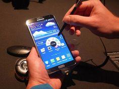 Se han vendido 38 millones de Galaxy Note en el mundo.