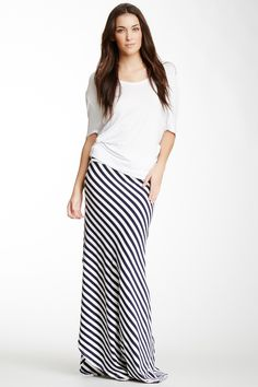Scoop Side Maxi Skirt ...wow great price!